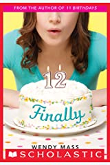 Finally: A Wish Novel (Willow Falls Book 2) Kindle Edition