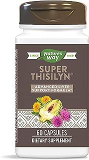 Nature's Way Super Thisilyn Advanced Detox Formula LIver Support, 60 VCaps