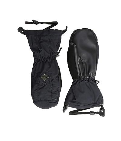 Burton Kids Profile Mitt (Little Kids/Big Kids) (True Black) Snowboard Gloves