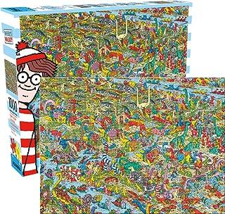 Where's Waldo Dinosaurs 1,000pc Puzzle