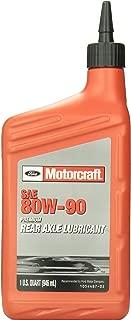 Best motorcraft sae 80w-90 premium rear axle lubricant Reviews