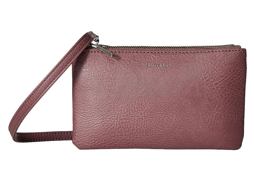 Matt & Nat Dwell Triplet (Fig) Handbags