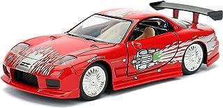 Jada 1:32 Fast & Furious - Dom's Mazda RX-7 Diecast Model Car