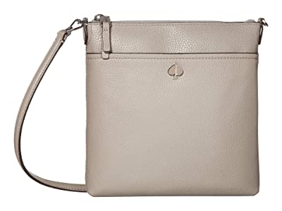 Kate Spade New York Polly Small Swing Pack (True Taupe) Bags