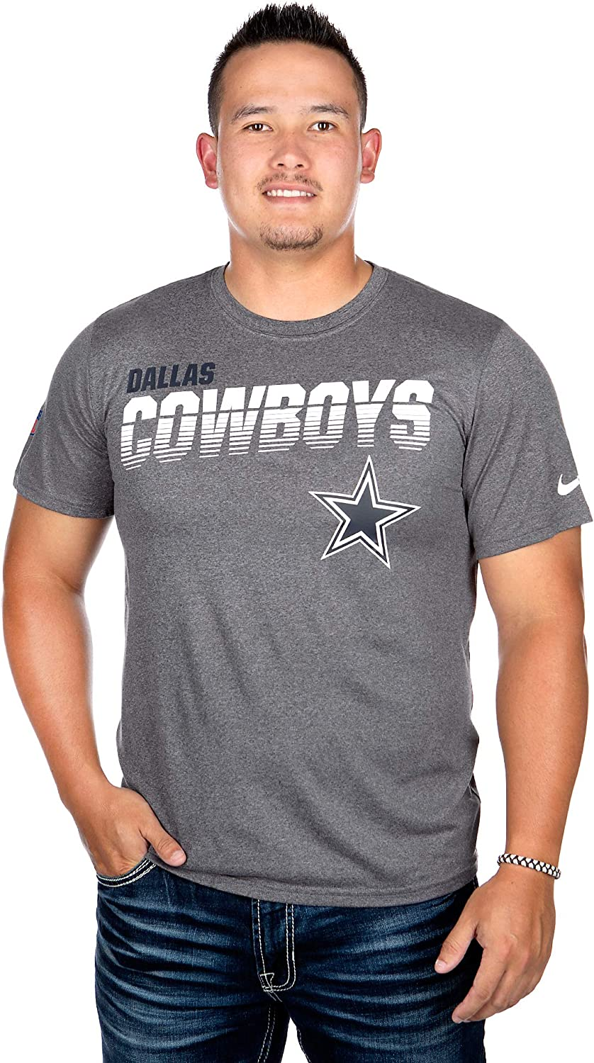 Dallas Cowboys Oakland Mall NFL Mens Legend Line Limited price Short of Scrimmage Te Sleeve