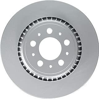 Brake Disc Rotors 4 REAR 307.7 mm Premium OE 5 Lug CRK13851 FRONT 315.7 mm
