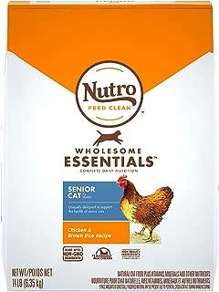 Nutro Senior Indoor Cat Dry Food