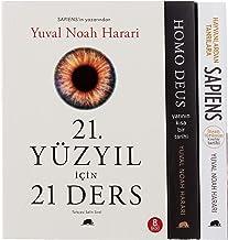 Yuval Noah Harari Seti: Sapiens - Homo Deus - 21. Yüzyıl İçin 21 Ders