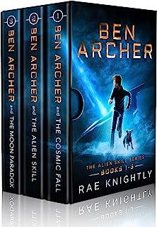 Ben Archer (The Alien Skill Series, Books 1-3): Sci-Fi Adventure for Teens (English Edition)