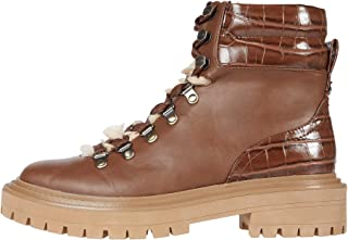 السيرك بواسطة سام ايدلمان حذاء فلورا لمنتصف الساق للنساء، طبعة ثعبان Brnmlt ، 9. 5