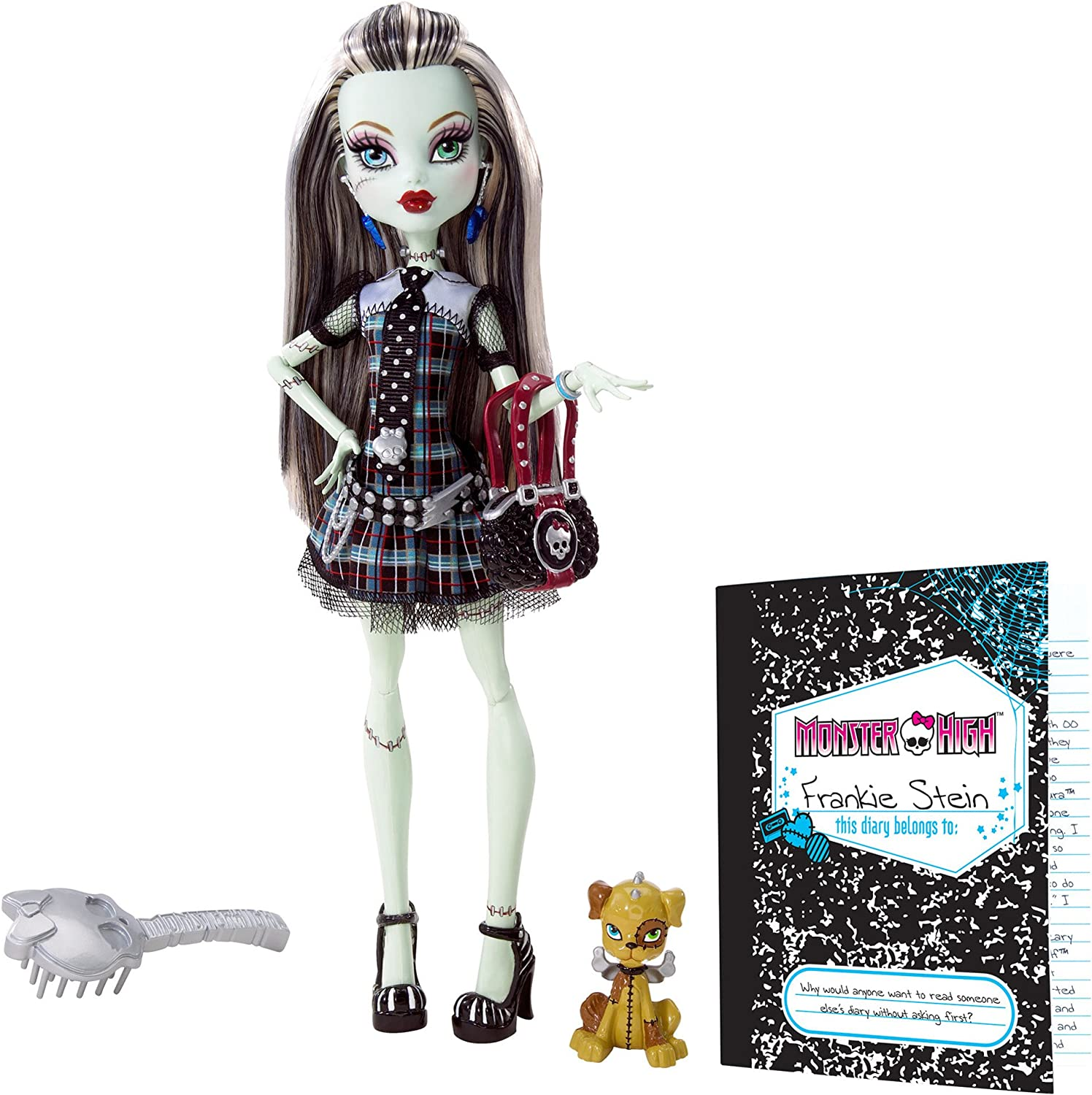 Monster High Original Favorites  Frankie Stein