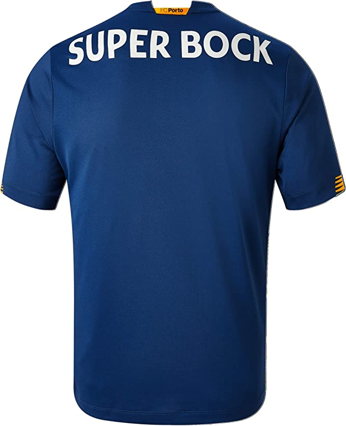 New Balance FC Porto 2020/21 Away SS Jersey Maglia SS Uomo