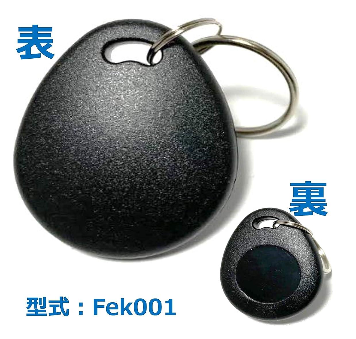 静める小屋マチュピチュ【10個】フェリカ ICキーホルダー Fek001 IP66:防水 業務/e-TAX用 FeliCa Lite-S