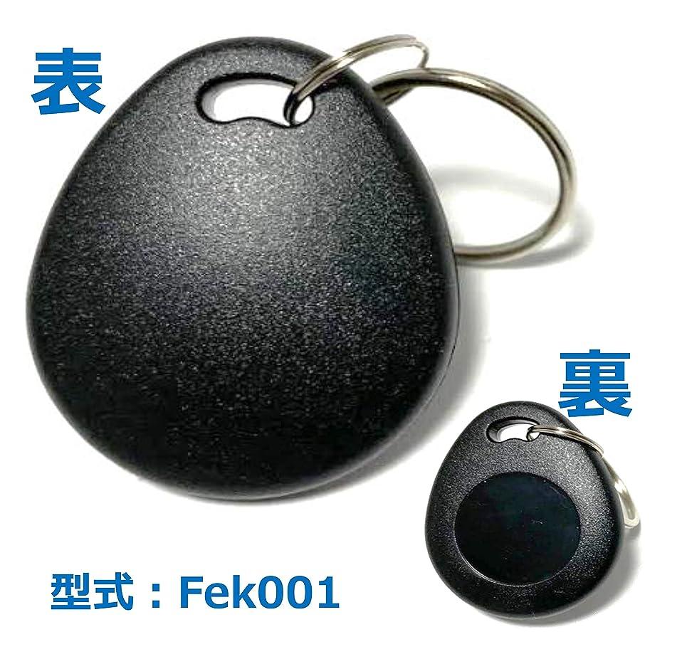 文献部分的クリケット【100個】フェリカ ICキーホルダー Fek001 IP66:防水 業務/e-TAX用 FeliCa Lite-S