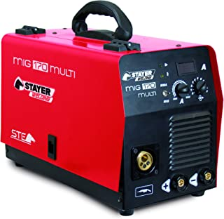 STAYER 1.1404 - INVERTER Soldadura MIG/MAG 170A 4mm Hilo0.8-0.9mm