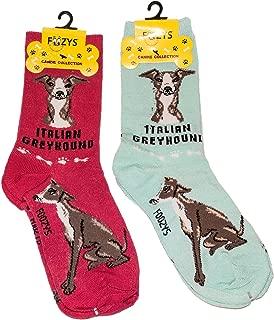 italian greyhound socks