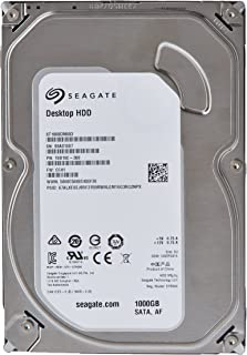 (Old Model) Seagate 1TB Desktop HDD SATA 6Gb/s 64MB Cache 3.5-Inch Internal Bare Drive (ST1000DM003)