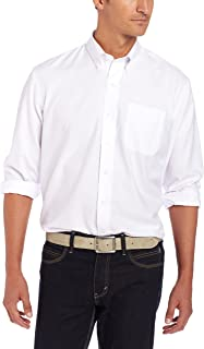 Cutter & Buck Men's Long Sleeve Epic Easy Care Nailshead Shirt