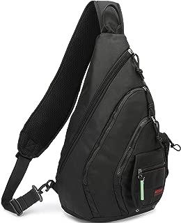 Sling Bag Backpacks, 14.1-Inch Laptops Shoulder Backpack for Travel Men Women