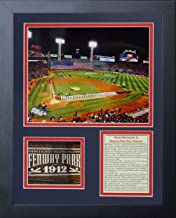 Legends Never Die Fenway Park 2013 World Series Framed Photo Collage, 11 by 14-Inch