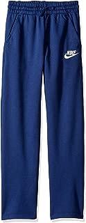 Nike Boys Sweatpants (NAVY, LARGE)