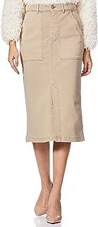 Marks & Spencer Cotton Blend Marks and Spencer Women's Skirt