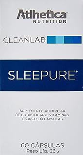 Sleepure, Athletica Nutrition, 60 Cápsulas