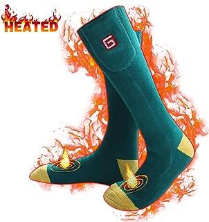 Best heated 3.7 v slipper socks Reviews