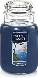 Yankee Candle Large Jar Candle, Mediterranean Breeze
