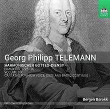 Telemann: Harmonischer Gottes-Dienst, Vol. 6
