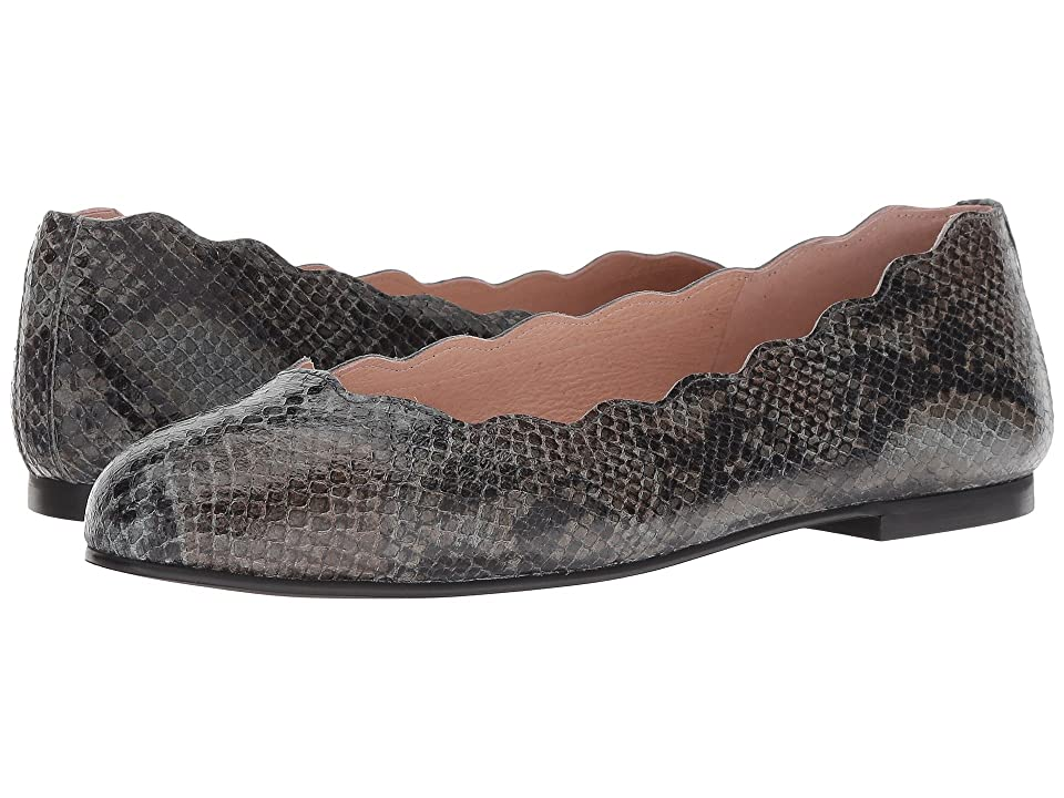 French Sole Jigsaw (Carbon Grey Snake) Women