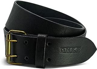 Damn Near Kilt 'Em Classic Wide Leather Kilt Belt