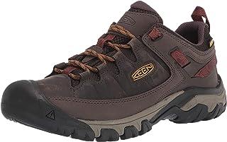 حذاء المشي تارغي 3 من الجلد المقاوم للماء للرجال من كين