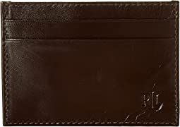 Burnished Card Case