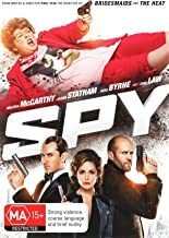 Spy   NON-USA Format   PAL   Region 4 Import - Australia