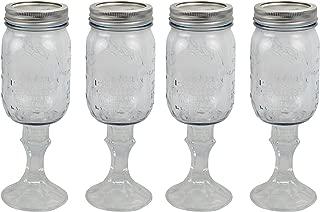 Wine Glass Stemware, Set of 4