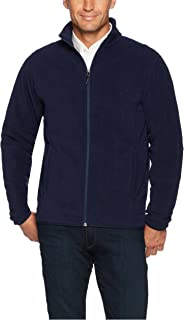 Men's Full-Zip Polar Fleece Jacket