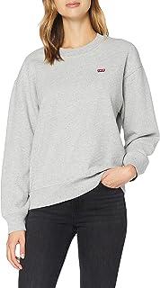 Levi's Women's Standard Crew Sweatshirt
