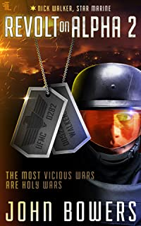 Revolt on Alpha 2 (Nick Walker, United Federation Marshal Book 9)