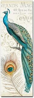 Majestic Beauty II Artwork by Daphne Brissonnet, 10 by 32-Inch Canvas Wall Art