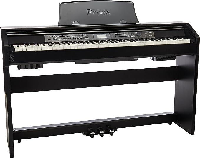 Casio PX-780 Privia 88-Key Piano digital para el hogar con ...