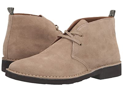 Polo Ralph Lauren Talan Chukka (Cloud Grey Suede) Men