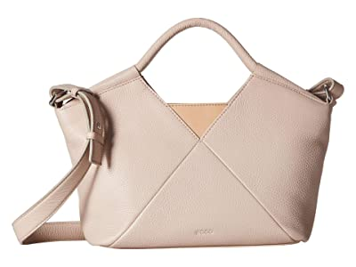ECCO Linnea Small Work Bag (Rose Dust) Cross Body Handbags