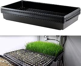 YIDIE 1020 Plant Germination Tray (No Drain Holes) -21