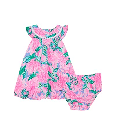 Lilly Pulitzer Kids Paloma Bubble Dress (Infant) Girl