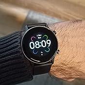 UMIDIGI Smartwatch Hombre Reloj Inteligente Mujer con GPS Monitor de Oxígeno en Sangre, Frecuencia Cardíaca, Seguimiento del Sueño, Impermeable Reloj ...