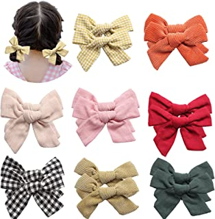 Baby Girls Hair Bow Clips Barrettes Accessory for Little Girls Toddler Kids Teen