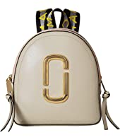 Marc Jacobs - Logo Strap Pack Shot Backpack
