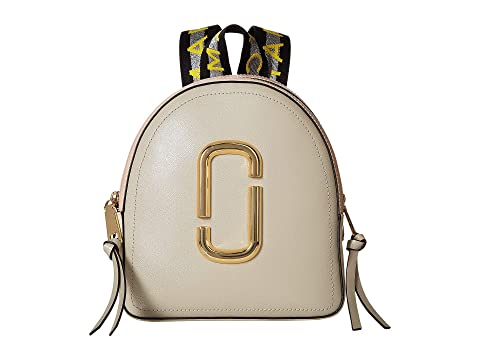 Marc Jacobs Logo Strap Pack Shot Backpack