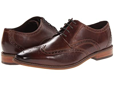 Florsheim Castellano Wingtip Oxford (Brown) Men